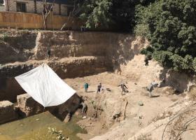 Αίγυπτος: Ανακάλυψη λαξευτής αρχαίας σήραγγας στη Βασιλική Συνοικία των Πτολεμαίων (photo) - Κεντρική Εικόνα