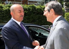 Επίσημη επιβεβαίωση για συνάντηση Αναστασιάδη - Τσαβούσογλου - Κεντρική Εικόνα
