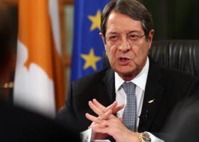 Αναστασιάδης: Οι παραβιάσεις στην ΑΟΖ δεν επιτρέπουν επανέναρξη διαλόγου με την Τουρκία - Κεντρική Εικόνα
