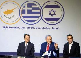 Washington Post: Συμφωνία Ισραήλ-Ελλάδας-Κύπρου για το φυσικό αέριο - Κεντρική Εικόνα