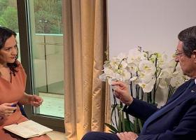 Αναστασιάδης στο euronews: Ο ταραξίας πρέπει να συμμορφωθεί - Κεντρική Εικόνα