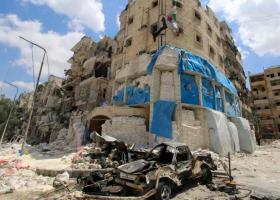 Οργή και καταδίκη από την «κανονική» ζωή που αντίκρισαν στη Δαμασκό βουλευτές και μέλη του ακροδεξιού AfD - Κεντρική Εικόνα