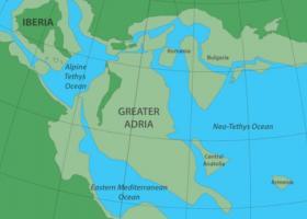 H «πραγματική» Ατλαντίδα: Μια ήπειρος θαμμένη κάτω από τη Νότια Ευρώπη και την Ελλάδα - Κεντρική Εικόνα