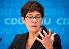 Η CDU απαντά στο όραμα του Μακρόν «Για μία Ευρωπαϊκή Αναγέννηση» - Κεντρική Εικόνα