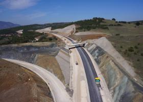 Αυτοκινητόδρομος Κεντρικής Ελλάδος «Ε65» - Ένας δρόμος σε τρεις δόσεις (Φωτο) - Κεντρική Εικόνα