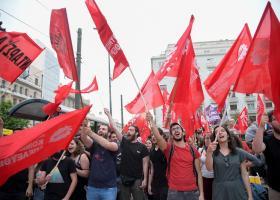 ΑΝΤΑΡΣΥΑ για β΄γύρο: Όχι σε ΝΔ, ΣΥΡΙΖΑ, ΚΙΝΑΛ, υπερψήφιση συνδυασμών ΚΚΕ - Κεντρική Εικόνα