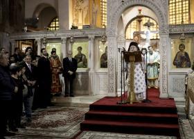 Ποιοι βουλευτές... τίμησαν την Θεία Λειτουργία του Άνθιμου (Photos+Video) - Κεντρική Εικόνα