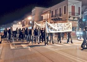Χίος: Αντιφασιστική συγκέντρωση στις 31 Ιανουαρίου - Κεντρική Εικόνα