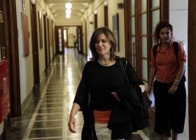 Αντωνοπούλου: Δεν μπορεί να αμφισβητηθεί η μείωση της ανεργίας - Κεντρική Εικόνα