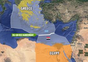 Πώς απάντησε η Αίγυπτος στις τουρκικές απειλές για την συμφωνία με Ελλάδα για ΑΟΖ - Κεντρική Εικόνα