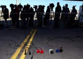 Εξήντα πέντε δημοσιογράφοι σκοτώθηκαν το 2017 σε όλο τον κόσμο  - Κεντρική Εικόνα