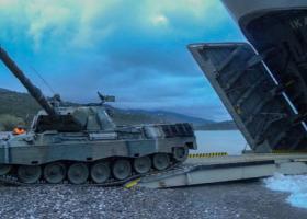 Επιχειρησιακή εκπαίδευση μονάδων του ΠΝ σε συνεργασία με μέσα και προσωπικό του Στρατού Ξηράς και του ΛΣ - Κεντρική Εικόνα