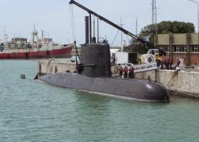 Έσβησαν οι ελπίδες να εντοπιστούν ζωντανοί οι αγνοούμενοι ναυτικοί του υποβρυχίου Σαν Χουάν - Κεντρική Εικόνα