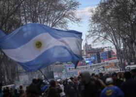 Αργεντινή: Διαδηλώσεις για τις αυξήσεις στις τιμές αερίου και ηλεκτρικού ρεύματος - Κεντρική Εικόνα
