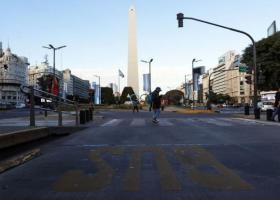 Αργεντινή: Παρέλυσε η χώρα εξαιτίας της 24ωρης απεργίας - Κεντρική Εικόνα