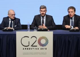 G20: Μεταρρυθμίσεις για την αντιμετώπιση των αυξανόμενων οικονομικών κινδύνων - Κεντρική Εικόνα