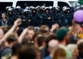 G20: Καμία ανοχή σε βίαια επεισόδια, διαμηνύει η κυβέρνηση της Αργεντινής - Κεντρική Εικόνα