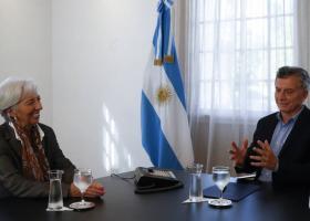 Αργεντινή: «Πρόοδος» στις συνομιλίες της κυβέρνησης με το ΔΝΤ - Κεντρική Εικόνα