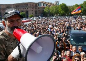 Αρμενία: Βαθαίνει η πολιτική κρίση στη χώρα - Κεντρική Εικόνα