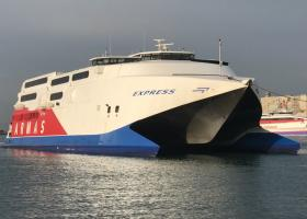 Golden Express: Ένα νέο πλοίο για την ελληνική ακτοπλοΐα στις Κυκλάδες - Κεντρική Εικόνα