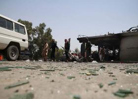 Αφγανιστάν: Επίθεση ενόπλων σε γραφεία του υπουργείου Παιδείας - Κεντρική Εικόνα
