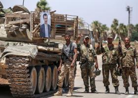 Συμφωνία Κούρδων-Δαμασκού για ανάπτυξη συριακού στρατού στην τουρκοσυριακή μεθόριο - Κεντρική Εικόνα