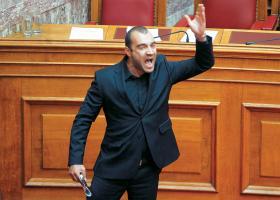 Παραλήρημα βουλευτή της ΧΑ: Θα γκρεμίσουμε το σπίτι του Μπελογιάννη - Κεντρική Εικόνα