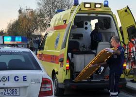 Θεσσαλονίκη: Τροχαίο δυστύχημα τα ξημερώματα με έναν νεκρό και τρεις τραυματίες - Κεντρική Εικόνα