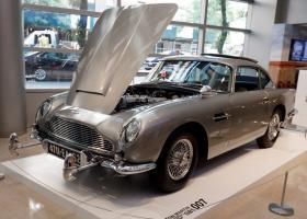 Δημοπρατήθηκε η ακριβότερη Aston Martin του Τζέιμς Μποντ σπάζοντας όλα τα ρεκόρ - Κεντρική Εικόνα