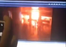 Το συγκλονιστικό ερασιτεχνικό βίντεο της έκρηξης στο Ατατούρκ - Κεντρική Εικόνα