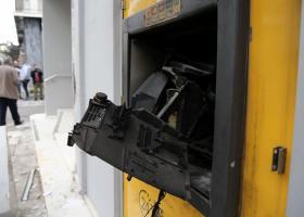 Μπαράζ επιθέσεων σε ΑΤΜ τα ξημερώματα του Σαββάτου - Κεντρική Εικόνα