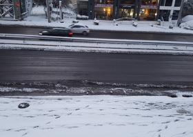 Ποιοι δρόμοι είναι κλειστοί στην Αττική λόγω χιονιά - Κεντρική Εικόνα