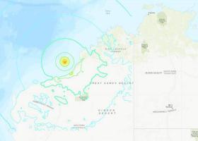 Σεισμός 6,6 βαθμών σημειώθηκε δυτικά της Αυστραλίας - Κεντρική Εικόνα