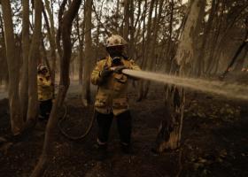 Αυστραλία: Υπό έλεγχο οι περισσότερες πυρκαγιές - Ξεπερνούν τα 100.000 τετραγωνικά χιλιόμετρα οι καμένες εκτάσεις - Κεντρική Εικόνα