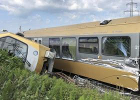 Αυστρία: Εκτροχιασμός τρένου με 28 τραυματίες, δύο σε κρίσιμη κατάσταση - Κεντρική Εικόνα