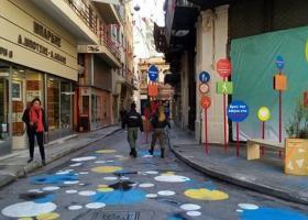 Δήμος Αθηναίων: Ακόμη δύο πεζόδρομοι στο εμπορικό τρίγωνο - Κεντρική Εικόνα