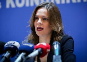 Aχτσιόγλου: Η απόφαση για κατάργηση του προγράμματος τηλεκατάρτισης μεγάλη αναδίπλωση του Μητσοτάκη - Κεντρική Εικόνα