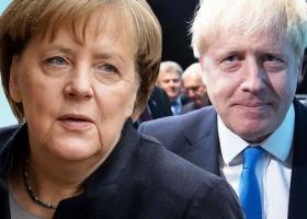 Reuters: Προσεχώς συνάντηση Μέρκελ-Τζόνσον - Κεντρική Εικόνα