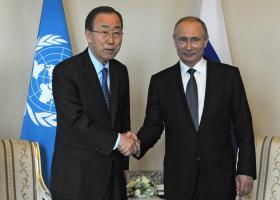 Η στάση του γ.γ του ΟΗΕ για τη Ρωσία, εξόργισε την Ουκρανία - Κεντρική Εικόνα