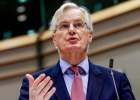 Μπαρνιέ: Δύσκολη αλλά εφικτή η συμφωνία για το Brexit - Κεντρική Εικόνα