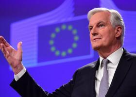 Μπαρνιέ: Μόνη βάση συζήτησης για το Brexit, η συμφωνία της Μέι - Κεντρική Εικόνα