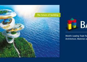 Ελλάδα και Κύπρος στη Διεθνή Έκθεση Αρχιτεκτονικής, Δομικών Υλικών και Συστημάτων, BAU - Κεντρική Εικόνα