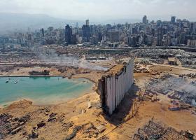 Λίβανος: Αυξάνονται τα θύματα της έκρηξης, 250.000 οι άστεγοι - Αναζητούνται οι ένοχοι - Κεντρική Εικόνα