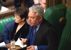 Βρετανία: Ο πρόεδρος της Βουλής προανήγγειλε την παραίτησή του - Κεντρική Εικόνα