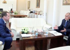 Συνομιλίες Μπορίσοφ-Μεντβέντεφ με επίκεντρο την ενέργεια - Κεντρική Εικόνα