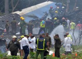 Δύο οι επιζώντες από την συντριβή του Boeing στην Κούβα - Κεντρική Εικόνα