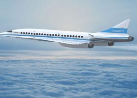 ΗΠΑ: Startup συγκέντρωσε 100 εκατ. δολάρια για υπερηχητικό αεροσκάφος - Κεντρική Εικόνα