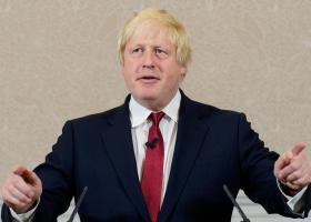 Μπ. Τζόνσον: Το Λονδίνο δεν θα απαρνηθεί τον ηγετικό του ρόλο στην Ευρώπη - Κεντρική Εικόνα