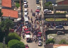 Πυροβολισμοί σε δημοτικό σχολείο στη Βραζιλία - Στους 10 οι νεκροί - Κεντρική Εικόνα