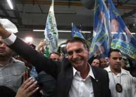 Βραζιλία: Ισχυρό προβάδισμα ενόψει δεύτερου γύρου για τον ακροδεξιό Μπολσονάρου - Κεντρική Εικόνα